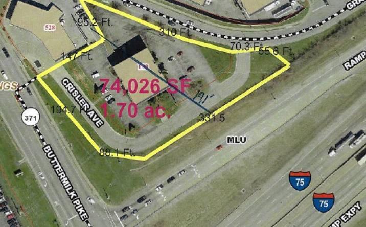 100 Crisler Ave, Crescent Springs, KY, 41017