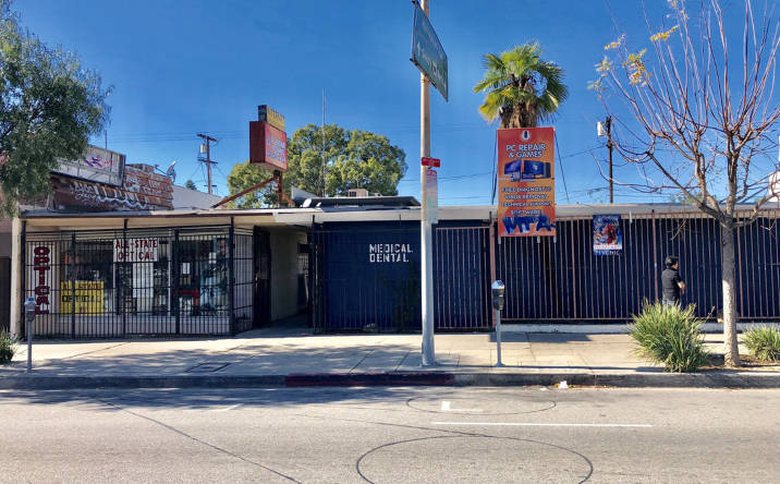 1131 N Vermont Ave, Los Angeles, CA, 90029