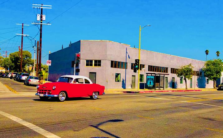 3731 East Olympic Blvd, Los Angeles, CA, 90023