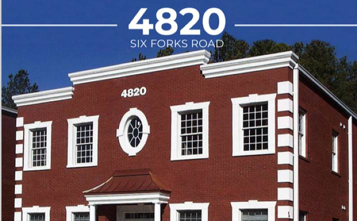 4820 Six Forks Road, Raleigh, NC, 27609