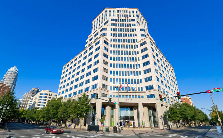 525 North Tryon Street Suite 1600, Charlotte, NC, 28202