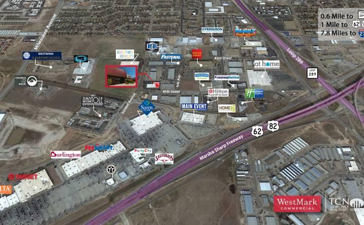 6104 45th Street, Lubbock, TX, 79407