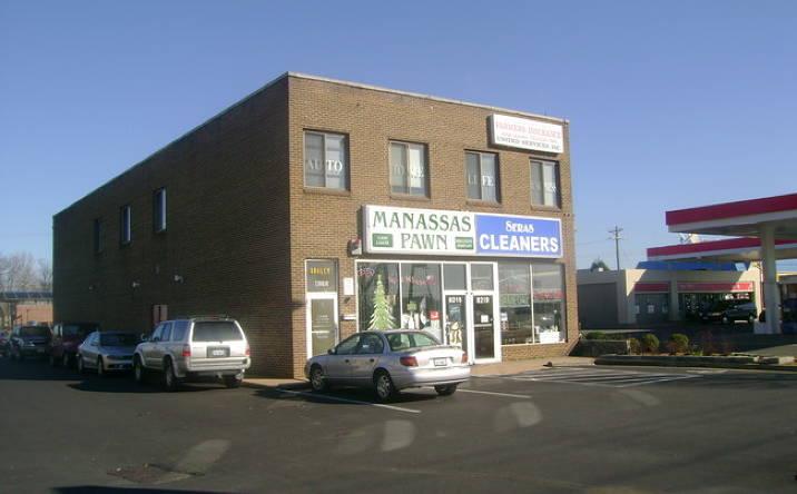 8213-8219 Sudley Rd., Manassas, VA, 20109