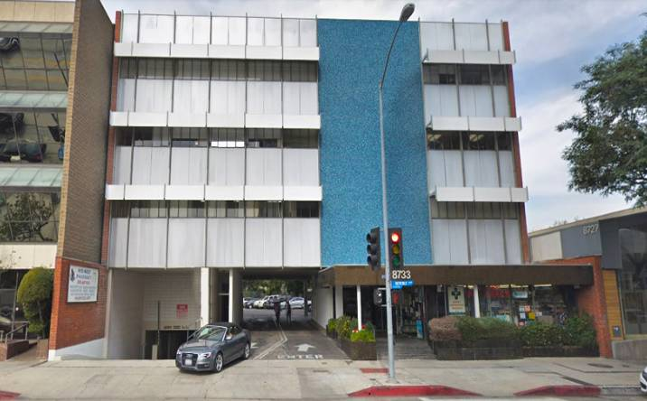8733 Beverly Blvd, West Hollywood, CA, 90048