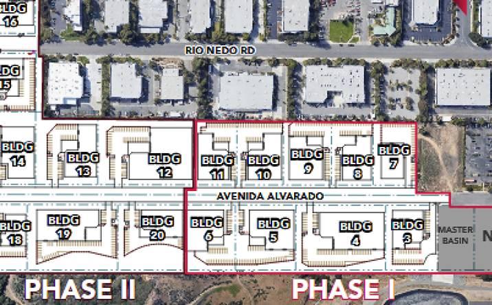 Avenida Alvarado & Tierra Alta Way Phase I Building 1, La Quinta, CA, 92253