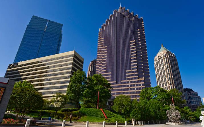 Promenade II1230 Peachtree Street North East, Atlanta, GA, 30309