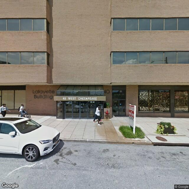 40 W Chesapeake Ave,Towson,MD,21204,US