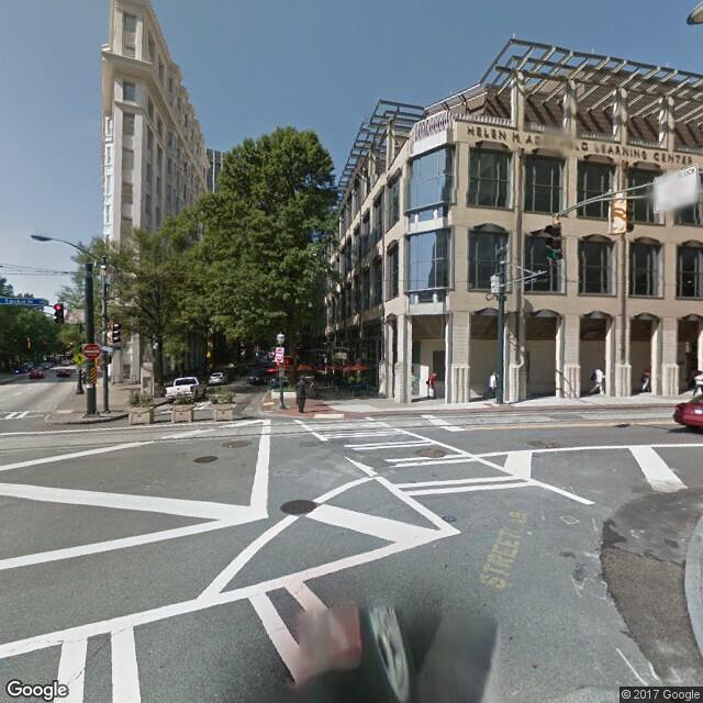 100 Peachtree St NW