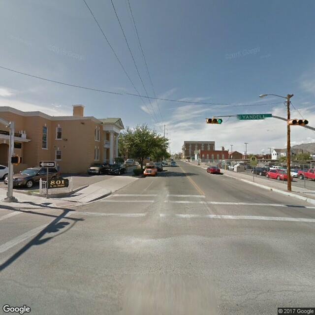 801 North El Paso